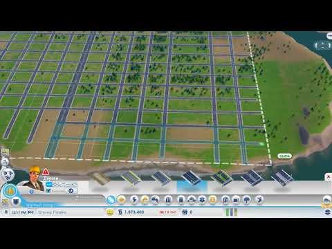 SimCity ЧАСТЬ 1 СТРОИТЕЛЬСТВО ГОРОДА НА 500 ТЫСЯЧ