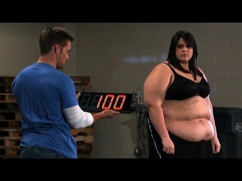 Смотреть Экстремальное преображение: Программа похудения. Рейчел онлайн