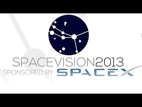 International Space University Keynote & Awards - SpaceVision 2013