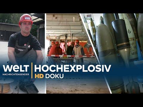 Vorsicht, hochexplosiv! Berufe