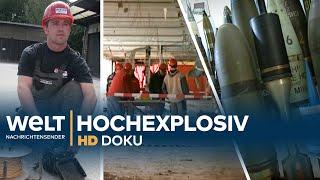 Vorsicht hochexplosiv Berufe mit Sprengstoff  HD Doku