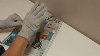 Кевларовые защитные перчатки из Китая
