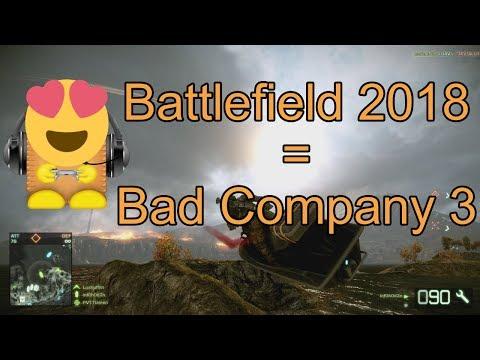 Battlefield 2018 = Bad Company 3 (LEAK) ? Ich flippe aus | Commentary (german/deutsch)