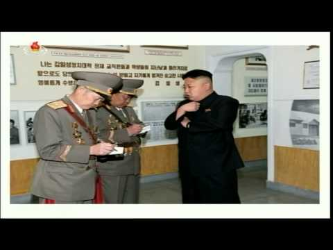 Kim Jong Un at 2014 Elections in North Korea