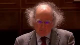2018 feb 21-  Lectio Magristralis   Prof Vittorino  Andreoli   Longevity   Aula Magna Bo - Padova