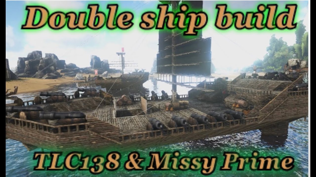 how to build a ship ark