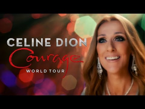 Celine Dion - Courage World Tour (Dates/Tickets) 2019/2020 | Dates Aft., April 27, 2020 (Below)
