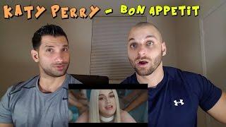 Katy Perry - Bon Appétit (Official) ft. Migos [REACTION]