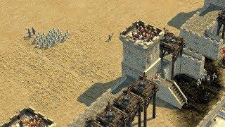 HARDEST SIEGE - Stronghold Crusader 2 | Multiplayer Gameplay
