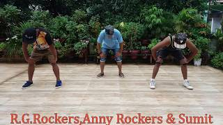 Western Dance in Garhwali Song Hip Pop and B Boying