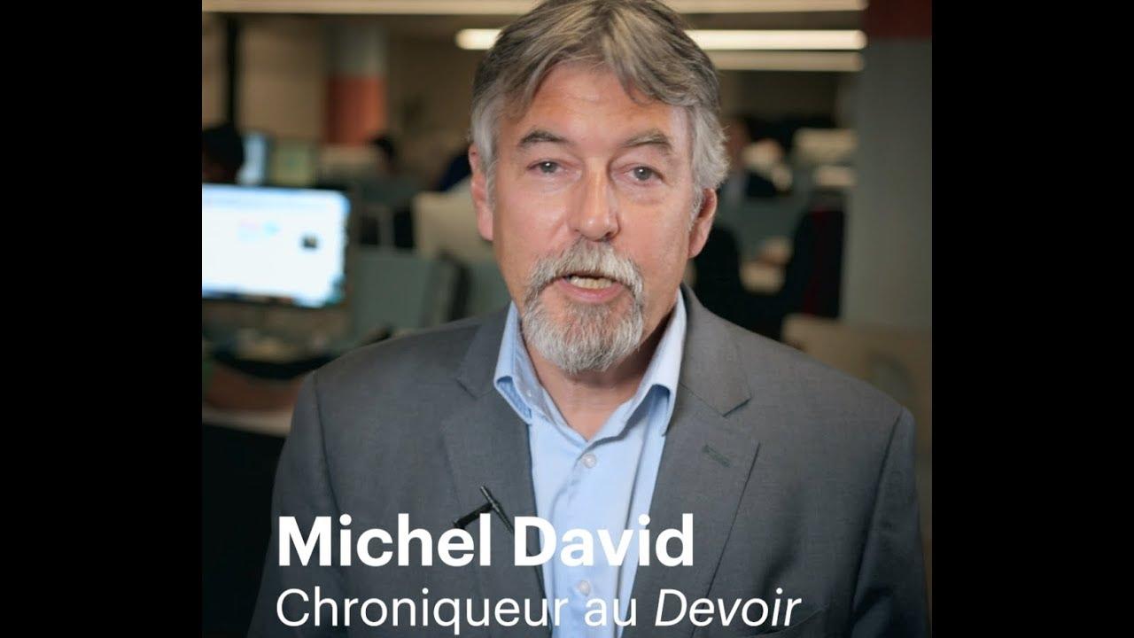 Analyse de la victoire de la Coalition avenir Québec par Michel David #1