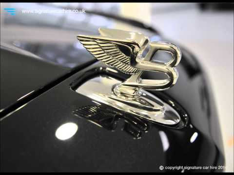 Engine sound of the Signature Car Hire Bentley Mulsanne