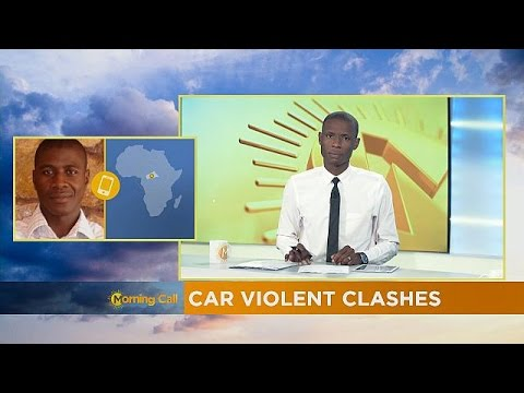 Fear of fresh violence in the Central African Republic [The Morning Call]