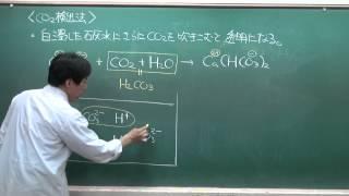 【化学】無機化学⑬(4of4)~二酸化炭素の性質(後編)~
