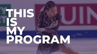 This is my program: Rika Kihira