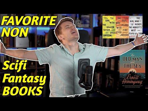 Favorite NON Scifi/Fantasy Books!