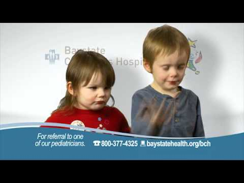 Baystate Children's Hospital commercial #1 - YouTube