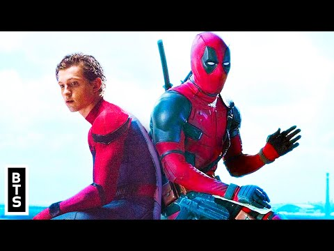 Deadpool And Spiderman Team Up For The Dark Avengers In MCU Phase 4 Theory