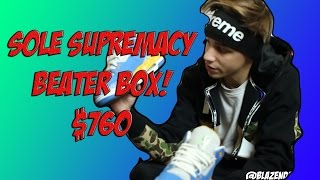 sole supremacy beater box
