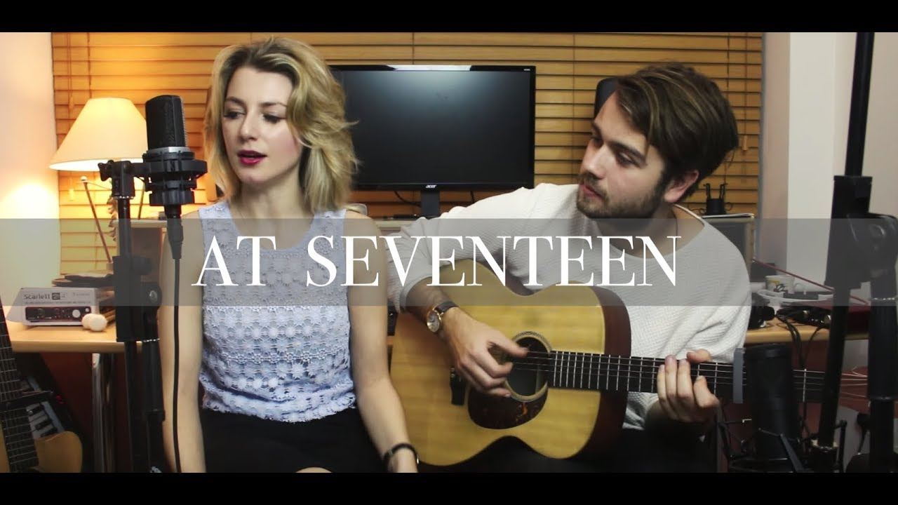 At Seventeen - Natalie & Rich (Janis Ian cover)