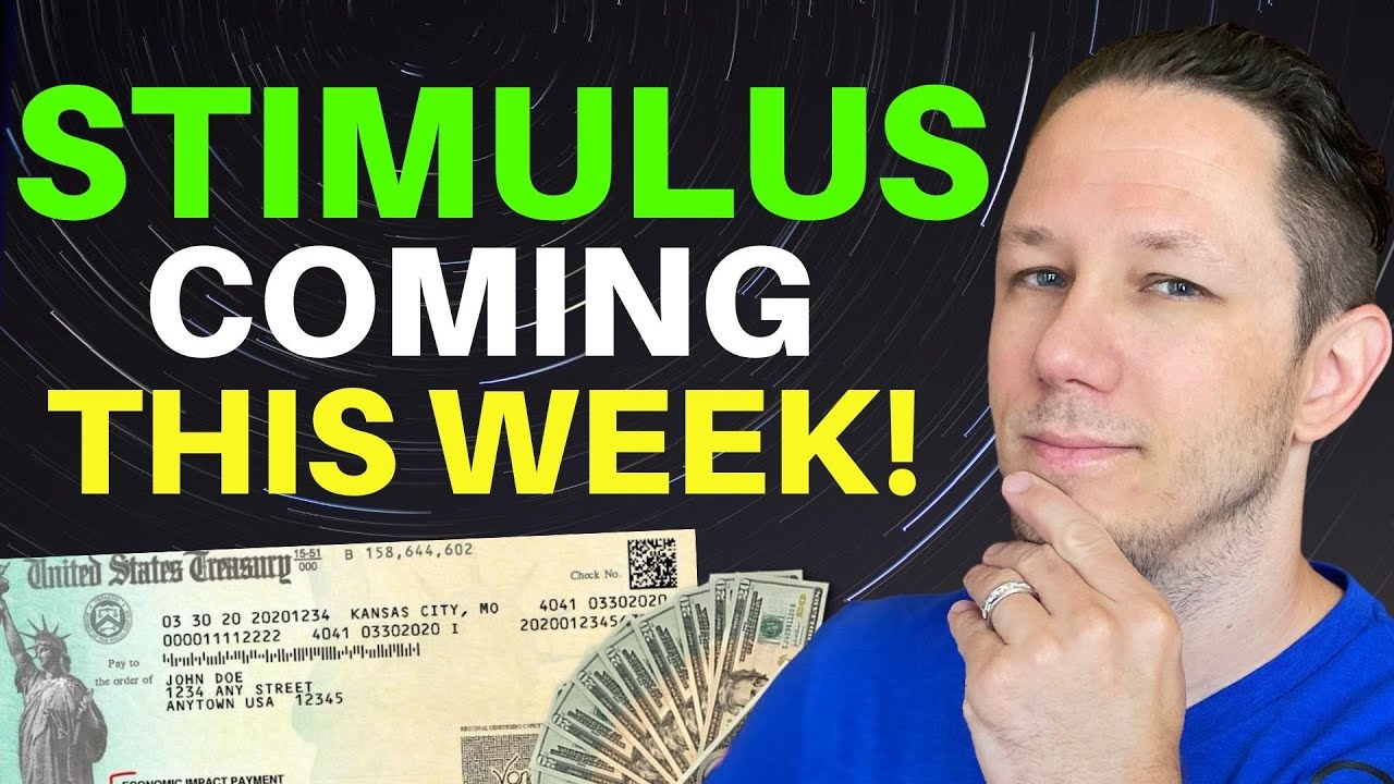 FINALLY! Stimulus Coming This Week!