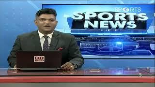 Sports Update- 11th June | DD Sports