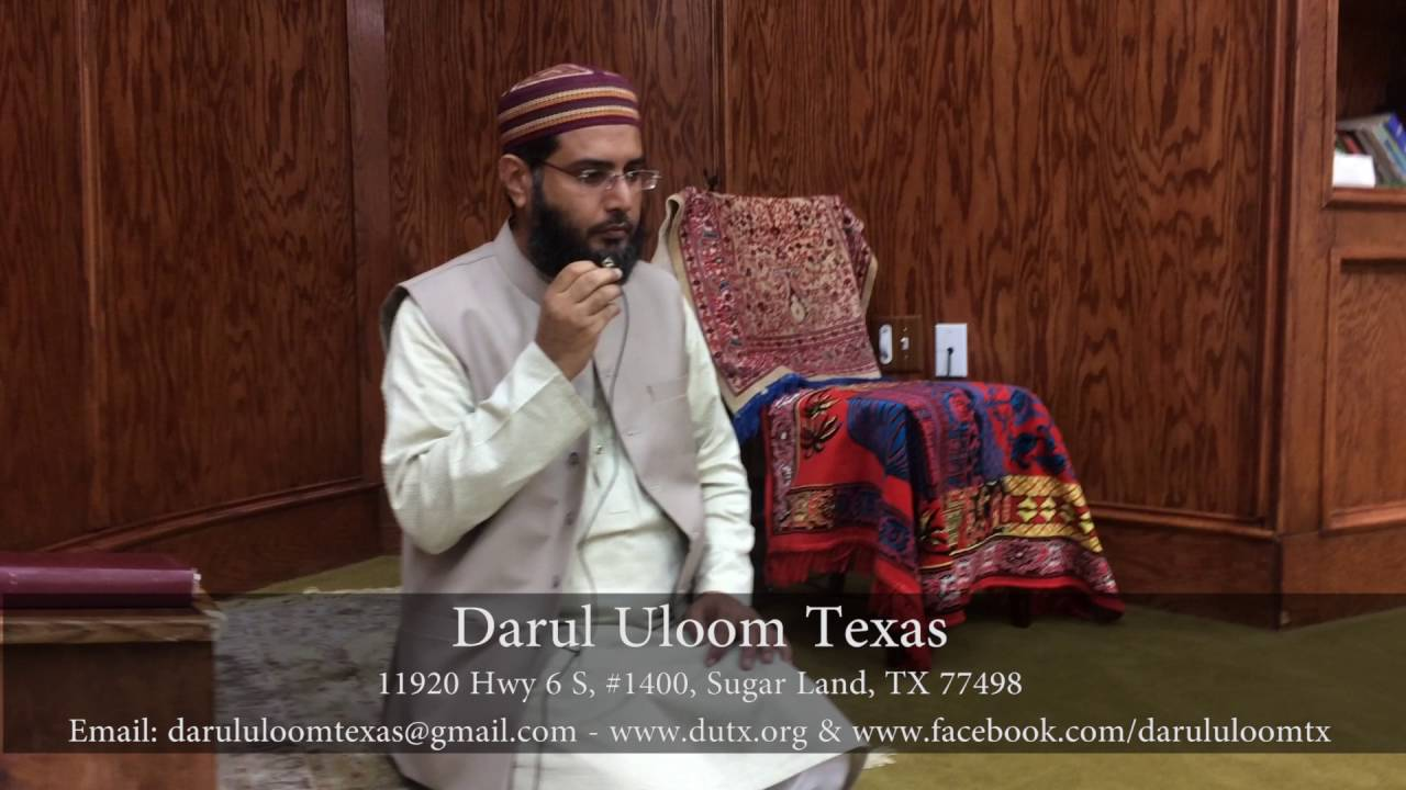 Download Qari Abdul Majid Noor at Darul Uloom Texas