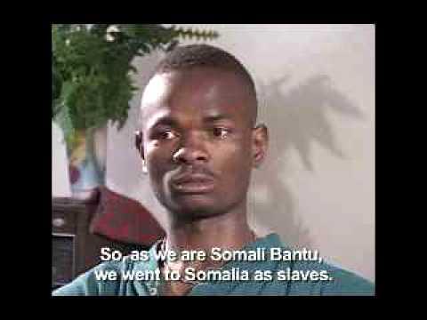 Who are the Somali Bantu refugees?