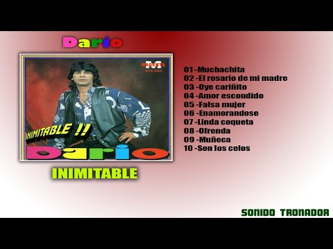 Inimitable - Dario ''Disco completo''