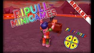 RIPULL MINIGAMES - #ILOSE - ROBLOX