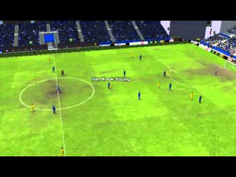 Al-Khor vs Qatar SC - Cho Young-Cheol Goal 70 minutes