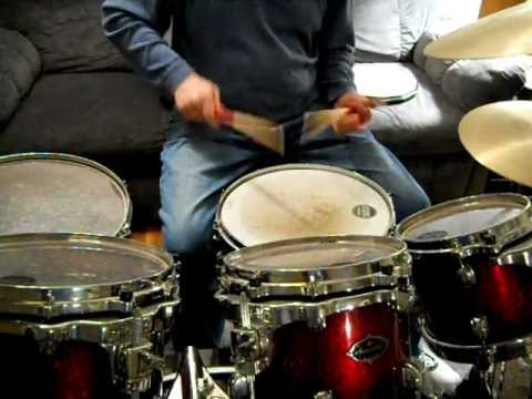Jon Chester ...Snare Drum Warmup....