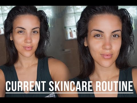 Current Skincare Routine | 2015