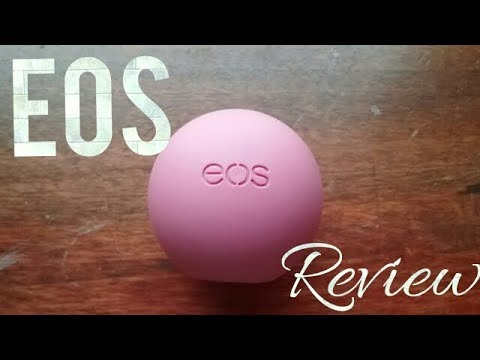 Review-EOS Strawberry Sorbet