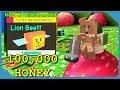 GETTING 100,000 HONEY + NEW LEGENDARY BEE - ROBLOX BEE SWARM SIMULATOR