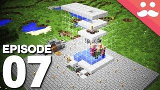 Hermitcraft 5: Episode 7 - Community TRADE AREA!