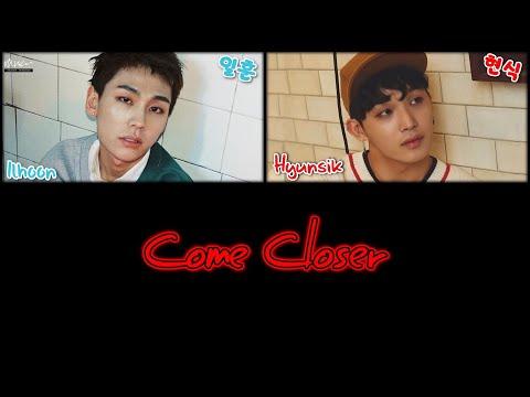 JUNG ILHOON (정일훈) - Come Closer (얘기 좀 해요) (Feat. LIM HYUNSIK (임현식) Of BTOB (비투비))