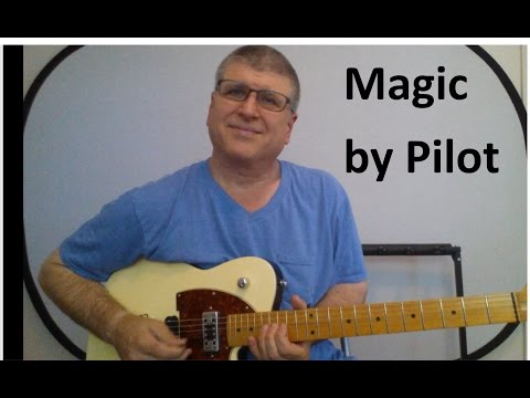 Magic by Pilot (with TAB and Chord Diagrams)
