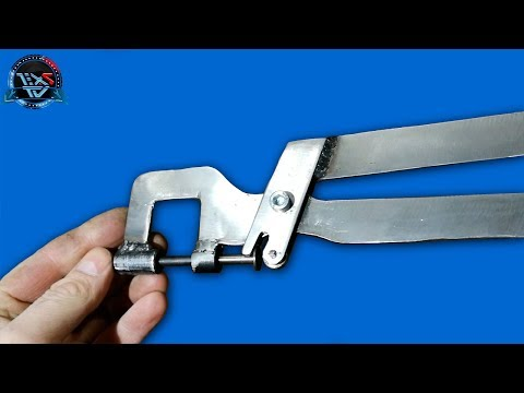 Просекатель для профиля под гипсокартон/Сделай и себе этот инструмент