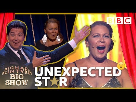 Unexpected Star: Leanne - Michael McIntyre's Big Show: Series 2 Episode 3 - BBC One