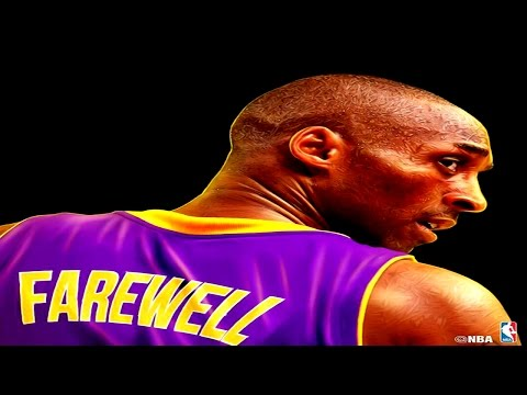Kobe Bryant Tribute - Farewell Ft. J Cole