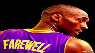 Kobe Bryant Tribute - Farewell Ft. J Cole