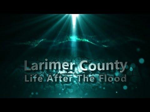 2013 Larimer County Colorado Flood Recovery