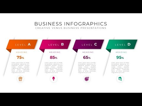 Business Infographics Design In PowerPoint | Corporate Presentation Tutorial