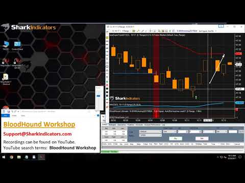 BloodHound Workshop - Exit Signal when Ask/Bid Touches the anaSuperTrend