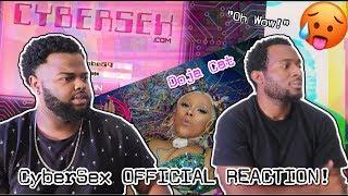 Doja Cat - Cyber Sex (Official Video) *BEST REACTION!* | YBC ENT.