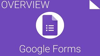 How to Create, Eḋit and Share with Google Forms