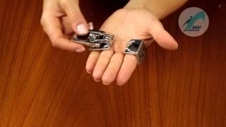 Защелка иллюминатора угловая из нержавеющей стали(Угловая защелка иллюминатора оснащена отверстием под фиксирующий палец или замок. Способ крепления - врезн..., 2015-07-20T03:17:13.000Z)
