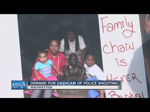 Injury claim notice filed in fatal Wisconsin police shooting