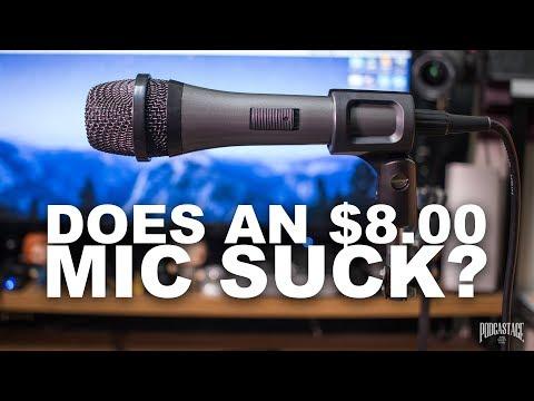 Singing Machine SMM-205 Mic Review / Test